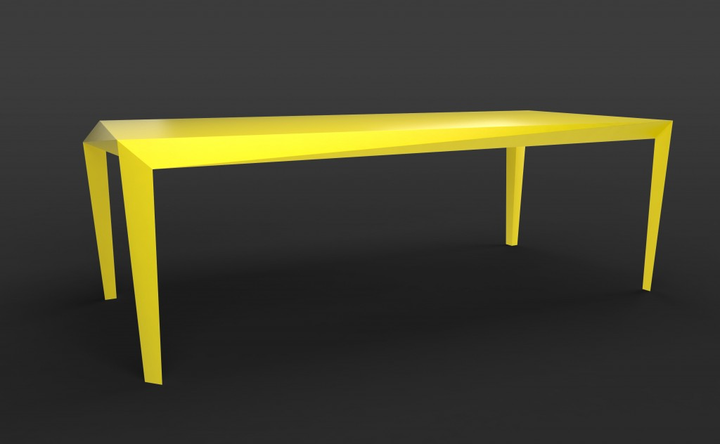 Volt table Reinier de Jong