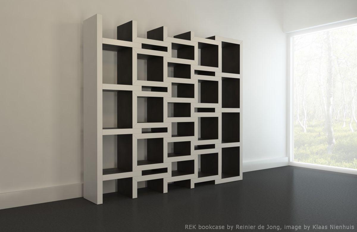 rek bookcase  klaas nienhuis - rek bookcase