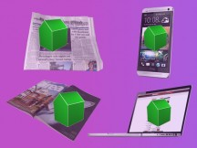 enrich media with 3D